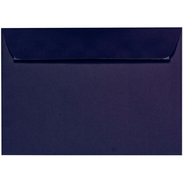 Artoz 1001 - 'Jet Black' Envelope. 229mm x 162mm 100gsm C5 Peel/Seal Envelope.