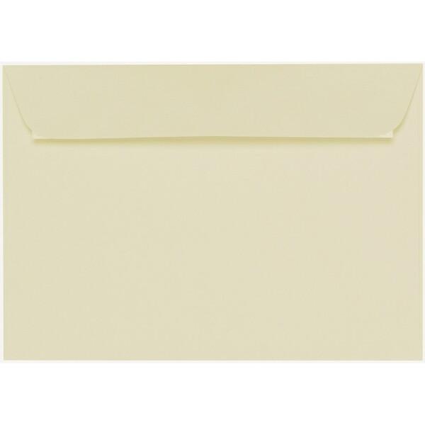 Artoz 1001 - 'Crema' Envelope. 229mm x 162mm 100gsm C5 Peel/Seal Envelope.
