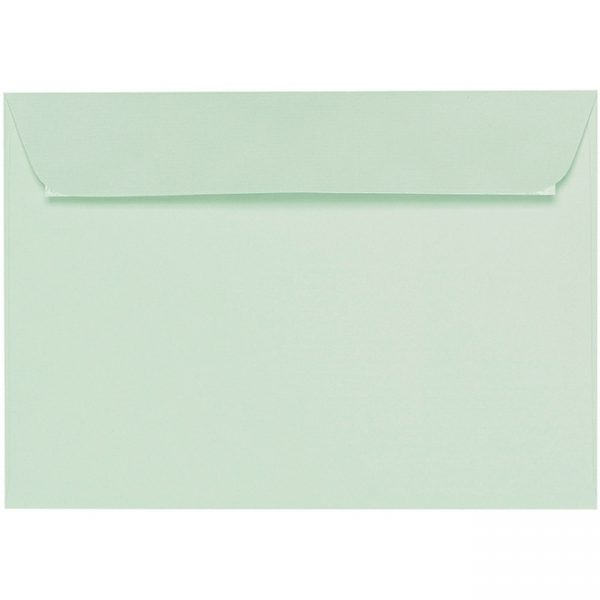 Artoz 1001 - 'Pale Mint' Envelope. 229mm x 162mm 100gsm C5 Peel/Seal Envelope.