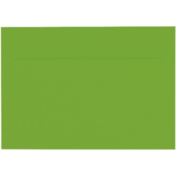 Artoz 1001 - 'Pea Green' Envelope. 229mm x 162mm 100gsm C5 Peel/Seal Envelope.
