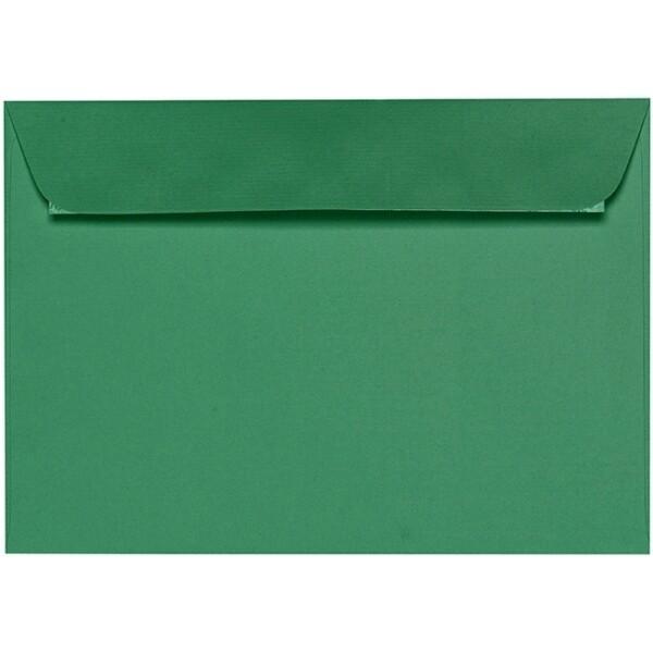 Artoz 1001 - 'Firtree Green' Envelope. 229mm x 162mm 100gsm C5 Peel/Seal Envelope.