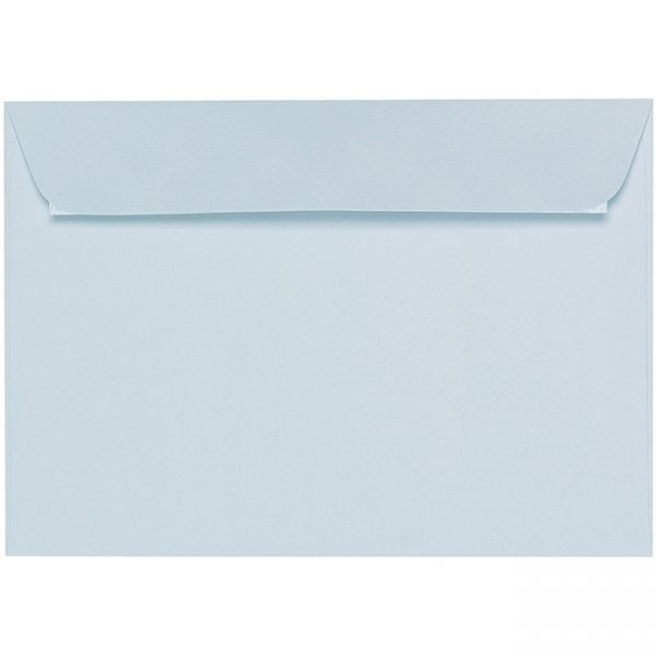 Artoz 1001 - 'Sky Blue' Envelope. 229mm x 162mm 100gsm C5 Peel/Seal Envelope.