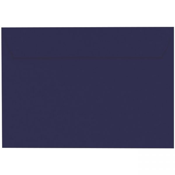 Artoz 1001 - 'Navy Blue' Envelope. 229mm x 162mm 100gsm C5 Peel/Seal Envelope.