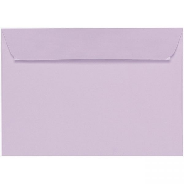 Artoz 1001 - 'Rose Quartz' Envelope. 229mm x 162mm 100gsm C5 Peel/Seal Envelope.