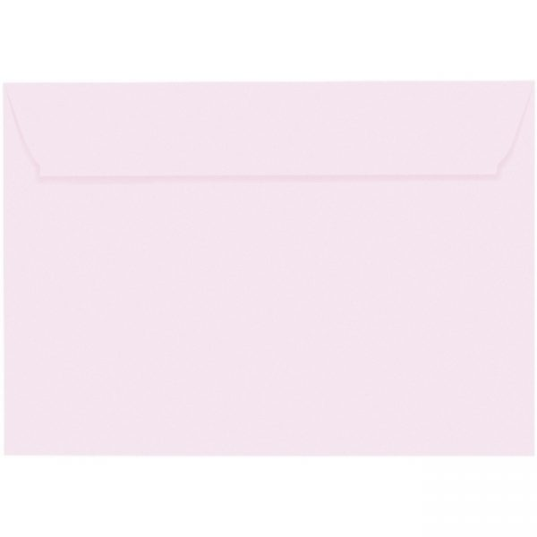 Artoz 1001 - 'Delicate Pink' Envelope. 229mm x 162mm 100gsm C5 Peel/Seal Envelope.