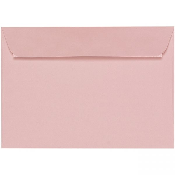 Artoz 1001 - 'Pink' Envelope. 229mm x 162mm 100gsm C5 Peel/Seal Envelope.