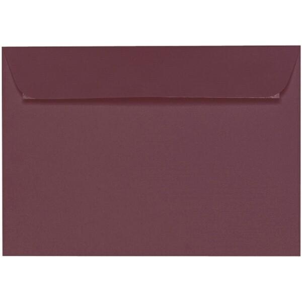Artoz 1001 - 'Marsala' Envelope. 229mm x 162mm 100gsm C5 Peel/Seal Envelope.