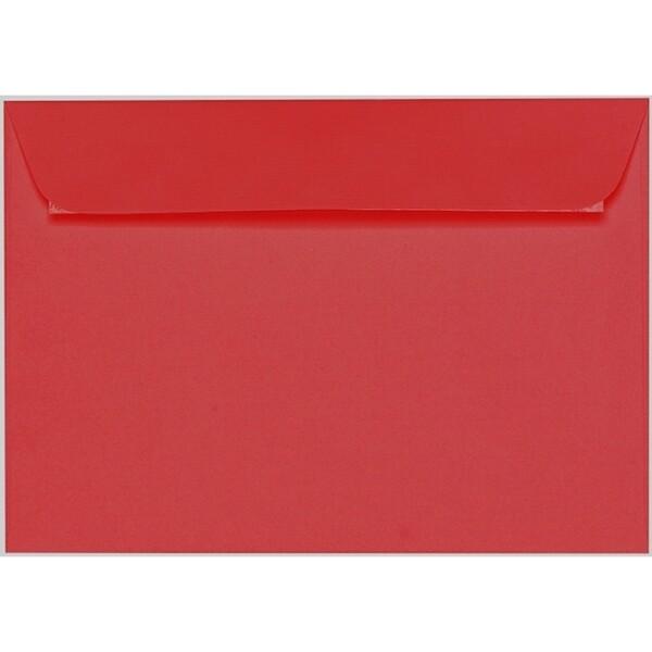 Artoz 1001 - 'Red' Envelope. 229mm x 162mm 100gsm C5 Peel/Seal Envelope.