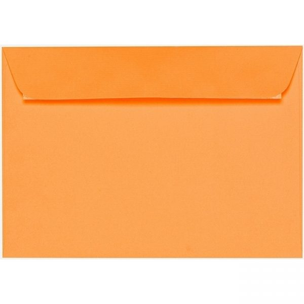 Artoz 1001 - 'Mango' Envelope. 229mm x 162mm 100gsm C5 Peel/Seal Envelope.