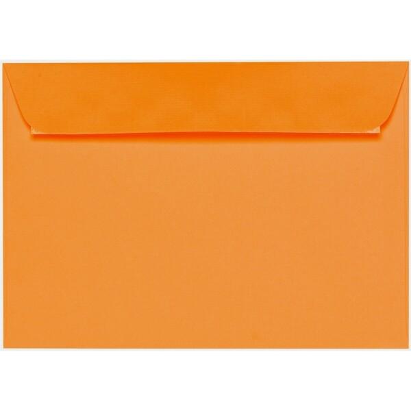 Artoz 1001 - 'Orange' Envelope. 229mm x 162mm 100gsm C5 Peel/Seal Envelope.