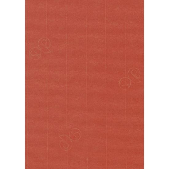 Artoz 1001 - 'Fire Red' Paper. 210mm x 148mm 100gsm A5 Paper.