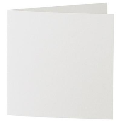 Artoz 1001 - 'Silver Grey' Card. 260mm x 130mm 220gsm Small Square Folded Card.