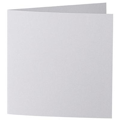 Artoz 1001 - 'Light Grey' Card. 260mm x 130mm 220gsm Small Square Folded Card.