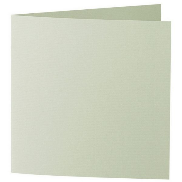 Artoz 1001 - 'Limetree' Card. 260mm x 130mm 220gsm Small Square Folded Card.