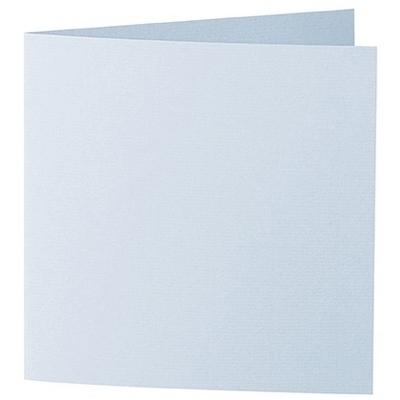 Artoz 1001 - 'Aqua' Card. 260mm x 130mm 220gsm Small Square Folded Card.