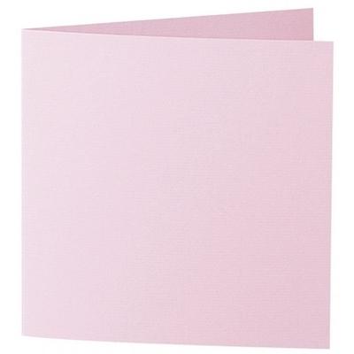 Artoz 1001 - 'Cherry Blossom' Card. 260mm x 130mm 220gsm Small Square Folded Card.