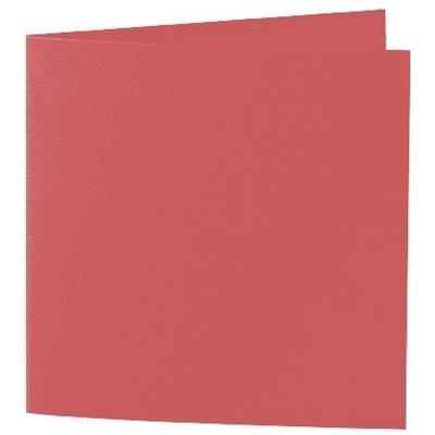 Artoz 1001 - 'Watermelon' Card. 260mm x 130mm 220gsm Small Square Folded Card.