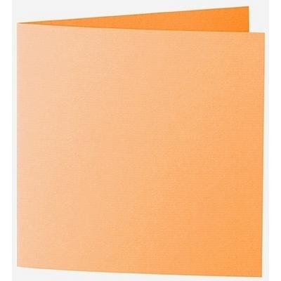 Artoz 1001 - 'Mango' Card. 260mm x 130mm 220gsm Small Square Folded Card.