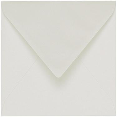 Artoz 1001 - 'Silver Grey' Envelope. 135mm x 135mm 100gsm Small Square Gummed Envelope.