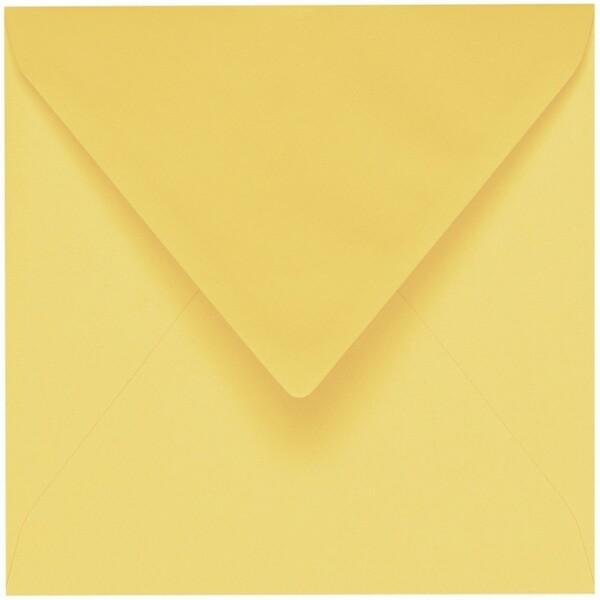 Artoz 1001 - 'Citro' Envelope. 135mm x 135mm 100gsm Small Square Gummed Envelope.