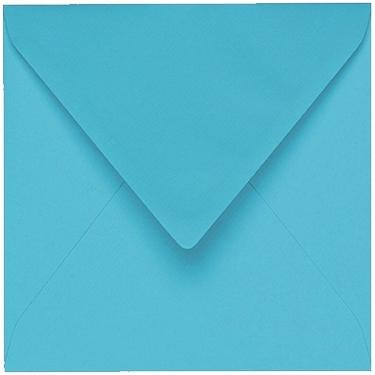 Artoz 1001 - 'Turquoise' Envelope. 135mm x 135mm 100gsm Small Square Gummed Envelope.