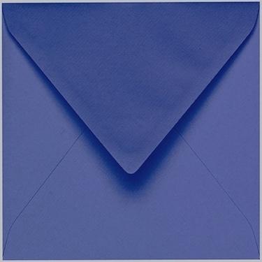 Artoz 1001 - 'Indigo' Envelope. 135mm x 135mm 100gsm Small Square Gummed Envelope.