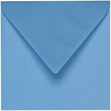 Artoz 1001 - 'Marine Blue' Envelope. 135mm x 135mm 100gsm Small Square Gummed Envelope.