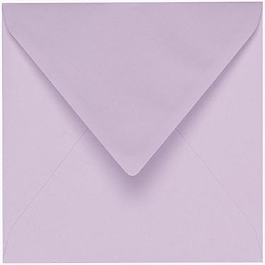 Artoz 1001 - 'Rose Quartz' Envelope. 135mm x 135mm 100gsm Small Square Gummed Envelope.