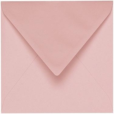 Artoz 1001 - 'Pink' Envelope. 135mm x 135mm 100gsm Small Square Gummed Envelope.