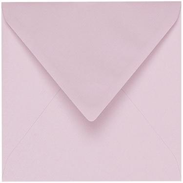 Artoz 1001 - 'Cherry Blossom' Envelope. 135mm x 135mm 100gsm Small Square Gummed Envelope.