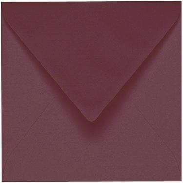 Artoz 1001 - 'Marsala' Envelope. 135mm x 135mm 100gsm Small Square Gummed Envelope.