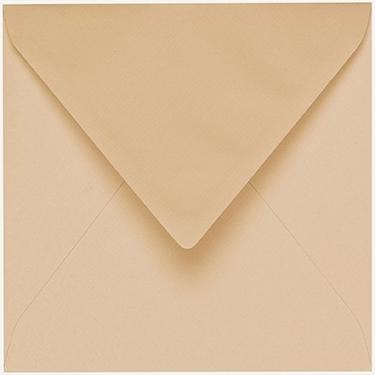 Artoz 1001 - 'Baileys' Envelope. 135mm x 135mm 100gsm Small Square Gummed Envelope.