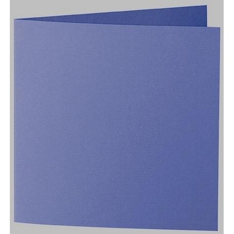 Artoz 1001 - 'Indigo' Card. 310mm x 155mm 220gsm Square Folded Card.