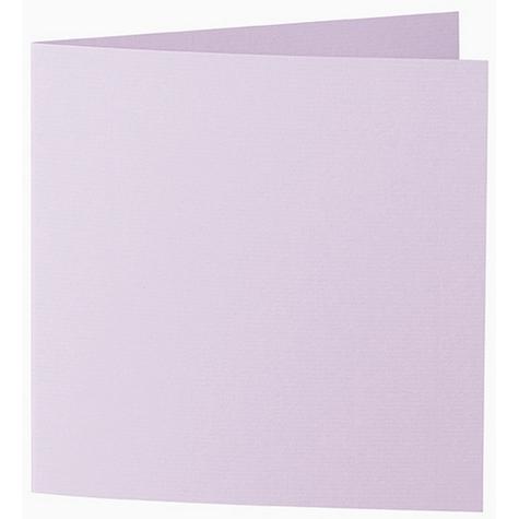 Artoz 1001 - 'Rose Quartz' Card. 310mm x 155mm 220gsm Square Folded Card.
