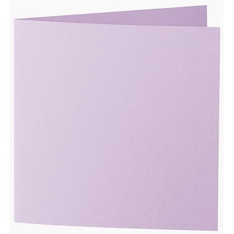 Artoz 1001 - 'Lilac' Card. 310mm x 155mm 220gsm Square Folded Card.