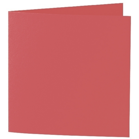 Artoz 1001 - 'Watermelon' Card. 310mm x 155mm 220gsm Square Folded Card.