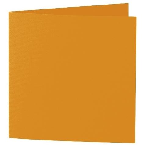 Artoz 1001 - 'Mandarin' Card. 310mm x 155mm 220gsm Square Folded Card.