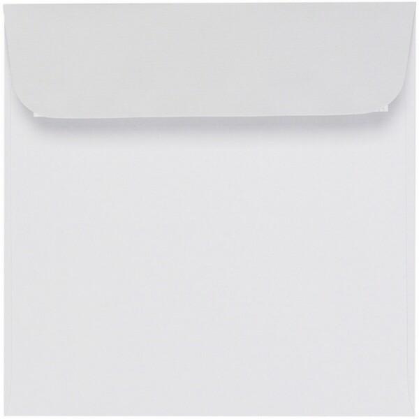 Artoz 1001 - 'Blossom White' Envelope. 160mm x 160mm 100gsm Square Peel/Seal Envelope.