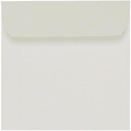 Artoz 1001 - 'Silver Grey' Envelope. 160mm x 160mm 100gsm Square Peel/Seal Envelope.