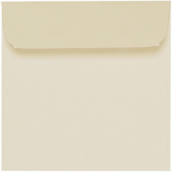Artoz 1001 - 'Chamois' Envelope. 160mm x 160mm 100gsm Square Peel/Seal Envelope.