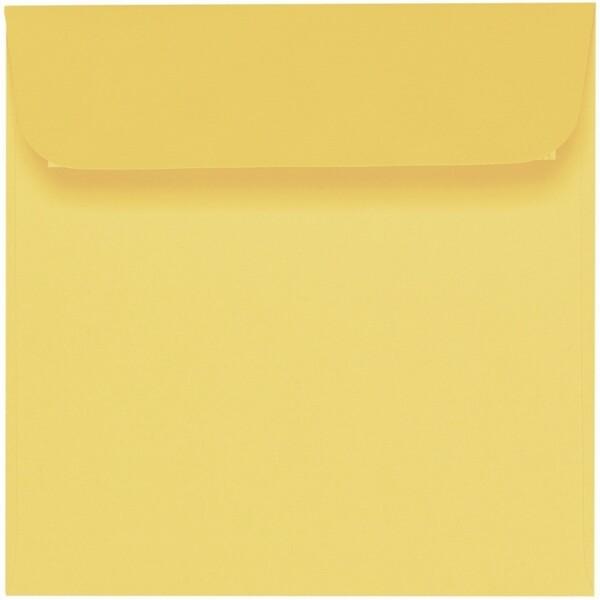 Artoz 1001 - 'Citro' Envelope. 160mm x 160mm 100gsm Square Peel/Seal Envelope.