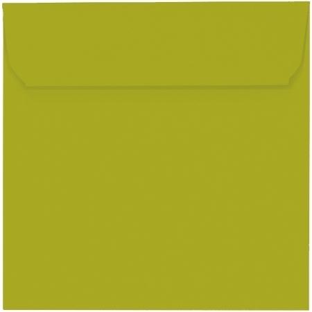 Artoz 1001 - 'Bamboo' Envelope. 160mm x 160mm 100gsm Square Peel/Seal Envelope.