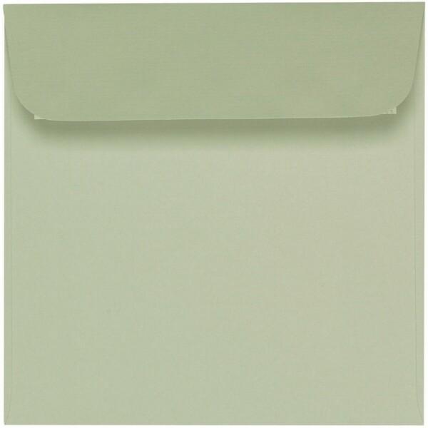 Artoz 1001 - 'Limetree' Envelope. 160mm x 160mm 100gsm Square Peel/Seal Envelope.