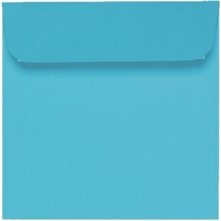 Artoz 1001 - 'Turquoise' Envelope. 160mm x 160mm 100gsm Square Peel/Seal Envelope.