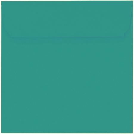 Artoz 1001 - 'Tropical Green' Envelope. 160mm x 160mm 100gsm Square Peel/Seal Envelope.