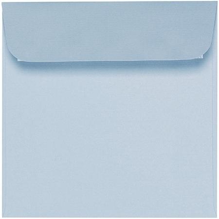 Artoz 1001 - 'Aqua' Envelope. 160mm x 160mm 100gsm Square Peel/Seal Envelope.