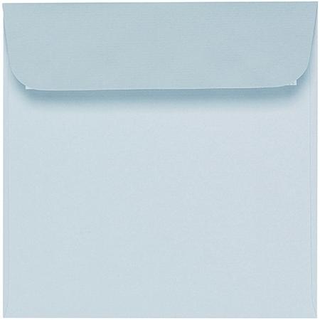 Artoz 1001 - 'Sky Blue' Envelope. 160mm x 160mm 100gsm Square Peel/Seal Envelope.