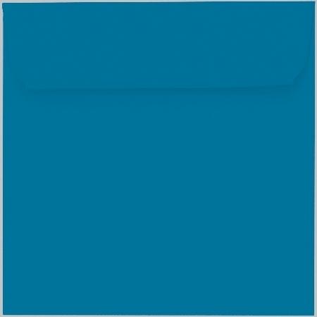 Artoz 1001 - 'Teal' Envelope. 160mm x 160mm 100gsm Square Peel/Seal Envelope.