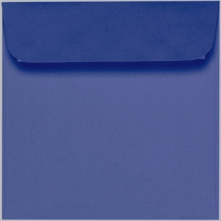 Artoz 1001 - 'Indigo' Envelope. 160mm x 160mm 100gsm Square Peel/Seal Envelope.