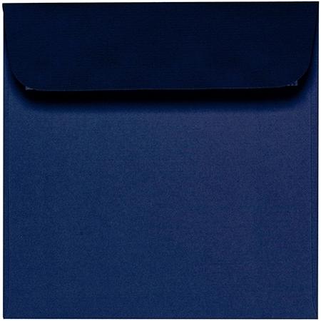 Artoz 1001 - 'Classic Blue' Envelope. 160mm x 160mm 100gsm Square Peel/Seal Envelope.